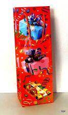 Geschenktüte 51662 Geburtstag Tragetasche Papier glänzend Flaschentüte