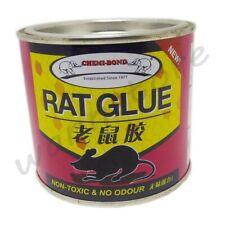 3 tins X 220ml NON-TOXIC NO ODOUR RAT GLUE MOUSE STICKY GLUE
