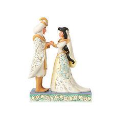 Disney Traditions Jim Shore Aladdin & Jasmine Wedding Couple Figurine 4056750
