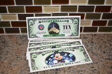 "1 -  2014 DISNEY $10 DOLLARS  SERIES ""D""  SPACE MOUNTAIN"
