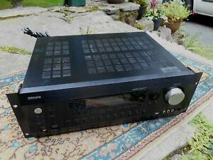 Integra DTR-40.5 Home Theater AV Receiver Audio Video 7.2 Channel Network w/Cord