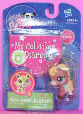 1629 Horse Pony Collector Diary Littlest Pet Shop Figure NEW