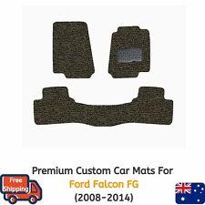 Goroo Custom Car Floor Mats For Ford Falcon FG (2008 - 2014) Premium Floor Mats