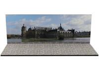 Diorama Château de Chantilly - 1/43ème - #43-2-AC-AC-001