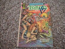 TRAGG AND THE SKY GODS #1 1975 GOLD KEY BRONZE AGE FIRST ISSUE!