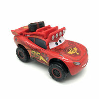 Disney Pixar Cars Lightning McQueen SUV Rare 1:55 Diecast Vehicle Loose Kid Toy