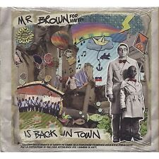 MR. BROWN FOR HAITI Is back in town CDs SINGLE 2010 EDITORIALE SEALED SIGILLATO