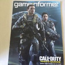 Gameinformer Magazine Call Of Duty Infinite Warfare July 2016 279 060717nonrh