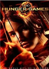 The Hunger Games (DVD, Widescreen) Jennifer Lawrence NEW SEALED