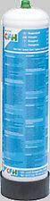 Sauerstoff-Ersatzflasche 1-ltr.105 bar für Schweiß Fix von CFH