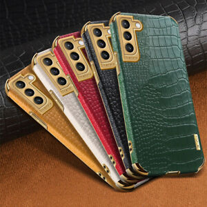 Case For Samsung Galaxy S21+ S20 A12 A21s Shockproof Leather Protective Cover