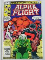 Alpha Flight #2 Sept. 1983 Marvel Comics