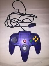 N64 Funtastic Grape Purple Controller