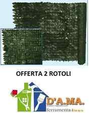 SIEPE SINTETICA EDERA EVERGREEN 1X3 MT OFFERTA 2 ROTOLI