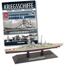 DeAgostini 1:1250 German Heavy Cruiser - Dkm Admiral Hipper, #Daks16