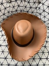 DISNEY WOODY TOY STORY PIXAR COSTUME COWBOY HAT FULL SIZE
