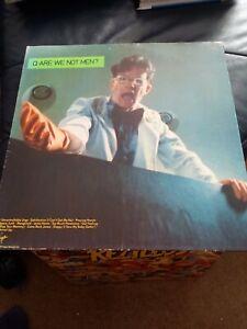 Devo Are We Not Men.....vinyl