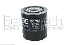 Discovery Defender 90 2.5 D TD 200 300 TDI V8 OEM MAHLE Filtre à huile err3340