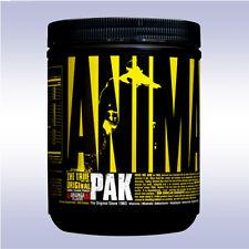 UNIVERSAL NUTRITION ANIMAL PAK POWDER (44 SCOOPS) multi-vitamin m stak test pump
