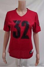 Lz Women's Sz Small Adidas Louisville Cardinals #32 Tee T-Shirt Shirt Jersey New
