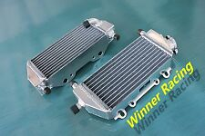 Right+Left radiator fit Kawasaki KX125/KX250 1994-1998 aluminum alloy 95 96 1997