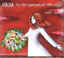 NADA  CD + DVD LE MIE CANZONCINE 1999 2006 Made in ITALY nuovo SIGILLATO sealed