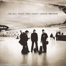U2 - All That You Can't Leave Behind (UK 12 Tk CD Album)