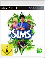 Playstation 3 DIE SIMS 3 DEUTSCH * Neuwertig