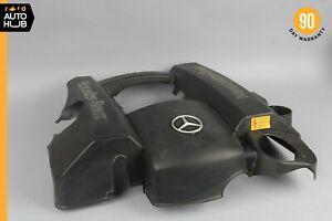 98-05 Mercedes W163 ML350 CLK320 M112 Engine Motor Cover Shield 1120100167 OEM
