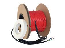 Elektrische Qualitäts-Fußbodenheizung Heizkabel Extherm Twin 16W/m 12,5-150m