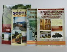 Bundle of train books they are in very good condition