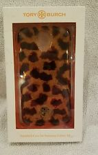 Authentic Tory Burch Case for Samsung Galaxy S4 - Tortoise Hard Shell Cover