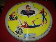 "LULU BELLE & SCOTTY time will tell / grandpa ( pop ) 10"" picture disc VOGUE 720"