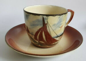 Empire Ware Stormy Waters Cup And Saucer