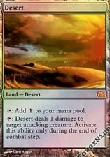 4 PreCon FOIL Desert - Land FtV From the Vault Realms Mtg Magic Mythic Rare 4x x
