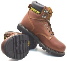 """Caterpillar Second Shift 6"""" Boot P72365 Tan US Size 10.5 FREE SHIPPING BRAND NEW"""