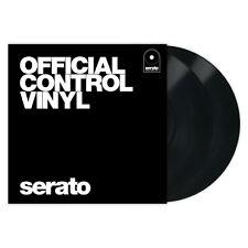 Serato Performance Control Vinyl BLACK (pair) New!