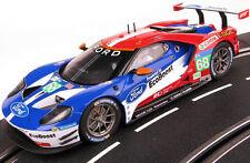 Carrera Digital 124 Ford GT Race Slot Car 1/24 Scale 23832