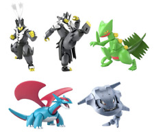 BANDAI Pokemon SHODO Vol.5 6 type set Japan NEW Pocket Monster
