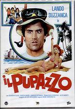 IL PUPAZZO (Lando Buzzanca) - DVD NUOVO E SIGILLATO, PRIMA STAMPA ITALIANA