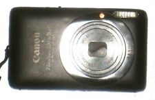 Canon PowerShot SD1400 IS Digital Elph Camera IXUS 130 14.1MP Black