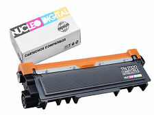 Cartucho de toner TN-2320 compatible sustituye a Brother TN2320 alta capacidad