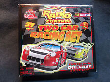Racing Champions 1/64 Radio Controlled Nasca 2 car Race Set