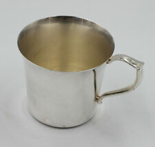 WALLACE SILVER PLATE #35 BABY CUP