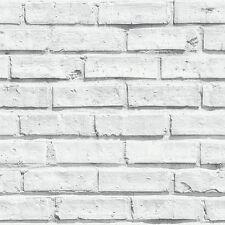 Arthouse Wallpaper Arthouse VIP White Brick 623004  White