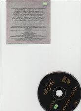 CD GIANNA NANNINI PROFUMO SOLO CD SENZA COPERTINA