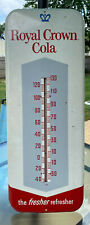 Vintage Royal Crown Thermometer RC Cola 1950s