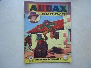 AUDAX  N°  6  de 1953  / ARTIMA