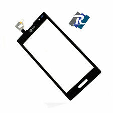 TOUCH SCREEN VETRO SCHERMO PER LG OPTIMUS L9 P760 P 760 NERO NO DISPLAY