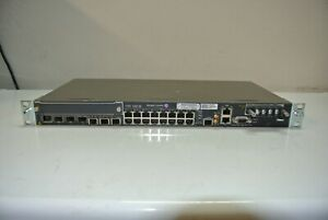 Alcatel Lucent 7705 SAR-M Service Aggregation Router T1/E1 P/N: 3HE05051AB #1